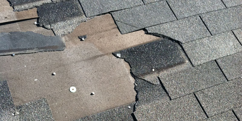 Inadequate or Improper Installation of Primary Roof Components